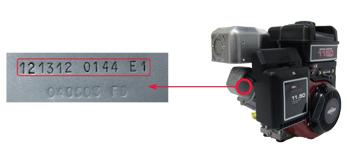 modele type code moteur briggs et stratton pour motobineuse, motoculteur et bétonière