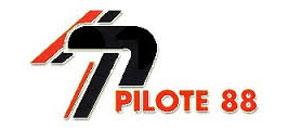 Pièces détachées d'origine Pilote 88